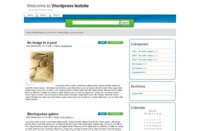 Тема для WordPress