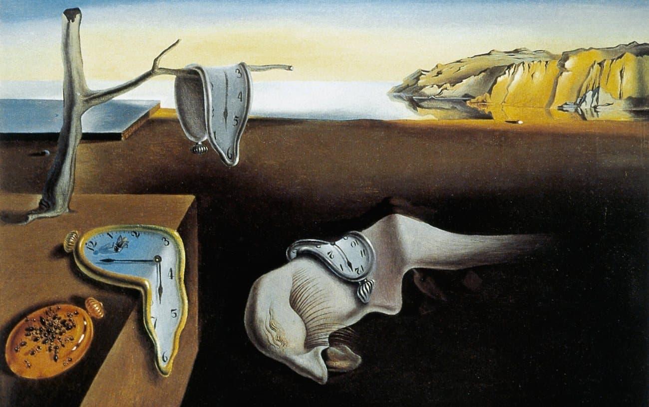 Сальвадор Дали, «Постоянство памяти», 1931 год
